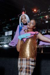Taylour Paige - Garage Magazine 2020