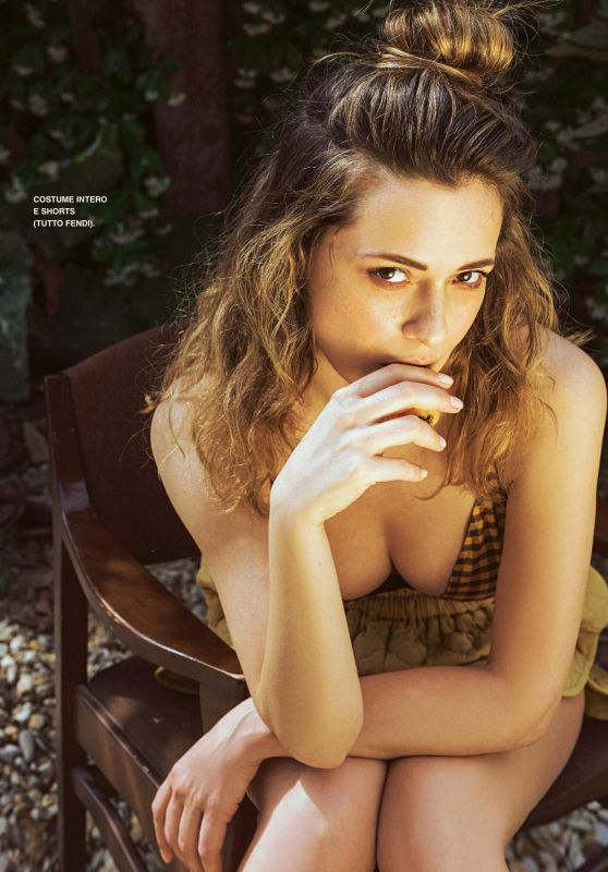 Valeria Bilello - Grazia Magazine Italy 06/11/2020 Issue