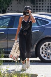 Vanessa Hudgens - Out in Los Angeles 06/07/2020