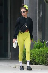 Vanessa Hudgens Outfit - Earthbar in West Hollywood 06/18/2020