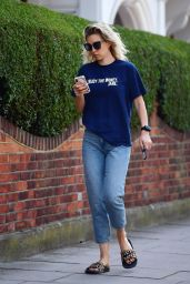 Vanessa Kirby - Out in London 06/24/2020