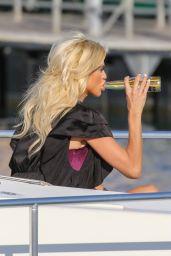 Victoria Silvstedt in Saint Tropez 05/31/2020