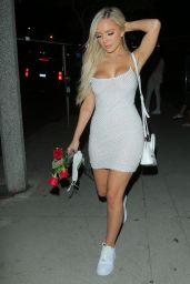 Abby Rao - BOA Stakhouse in West Hollywood 07/20/2020