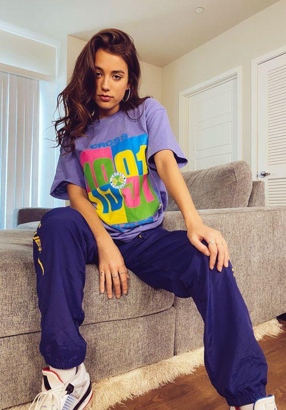 Alaina Castillo - Flaunt Magazine Home Photoshoot May 2020