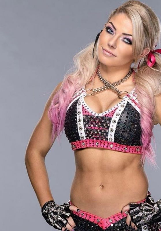 Alexa Bliss – Social Media Photos 07/30/2020