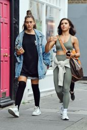 Alexandra Cane - Out in Notting Hill 07/17/2020