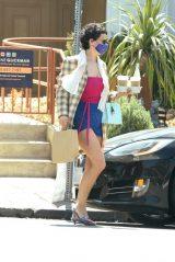 Alia Shawkat Street Style - Los Angeles 07/10/2020