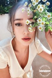 Alycia Debnam-Carey - Entertainment Weekly Comic Con at Home Portraits July 2020