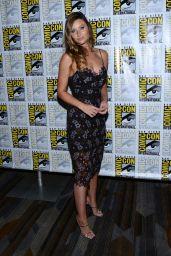 """Alyson Aly Michalka - """"iZombie"""" Press Line at Comic-Con in San Diego 07/22/2020"""