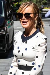 Amanda Holden - Out in London 07/10/2020