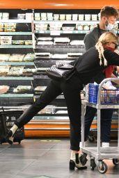 Amber Heard - Shopping in London 07/29/2020