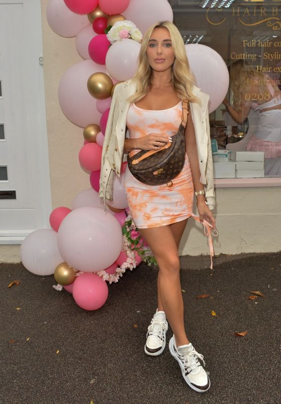 Amber Turner - Hair by Holly Salon Opening in Buckhurst Hill 07/26/2020