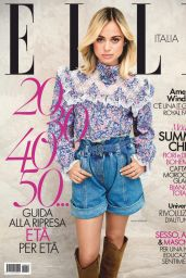 Amelia Windsor - ELLE Italy 07/08/2020 Iissue