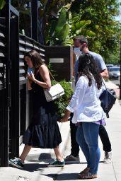 Ana De Armas Outfit - Los Angeles 07/03/2020