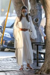 Angelina Jolie - Out in West Hollywood 07/14/2020