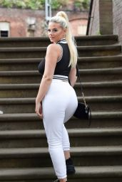 Apollonia Llewellyn - Photoshoot in Manchester 07/14/2020