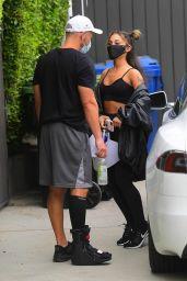 Ariana Grande - Out in LA 07/01/2020