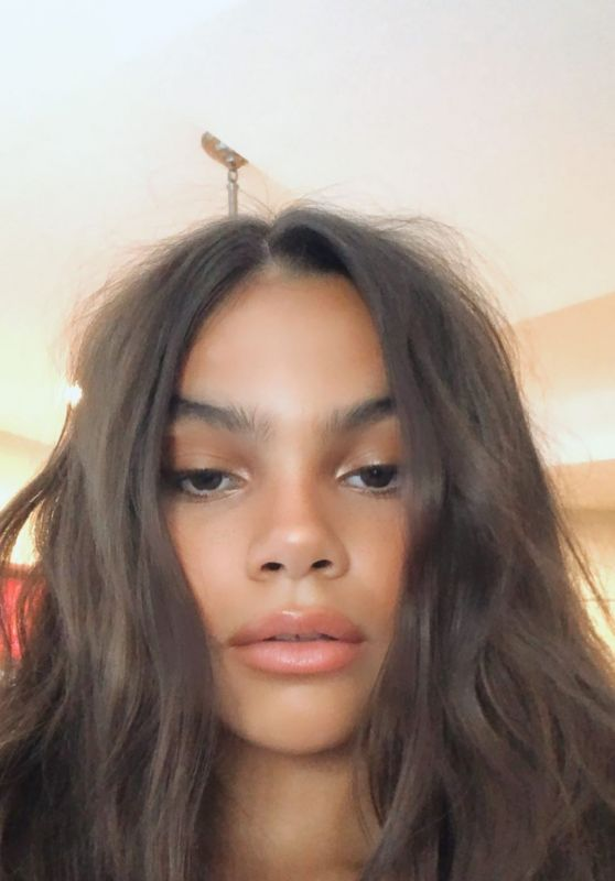 Ariana Greenblatt - Social Media Photos and Videos 07/21/2020