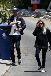 Ashley Benson - Out in Los Angeles 07/06/2020