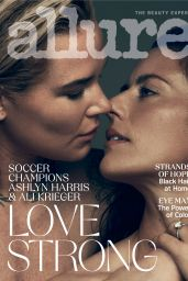 Ashlyn Harris and Ali Krieger - Allure Magazine USA August 2020 Issue