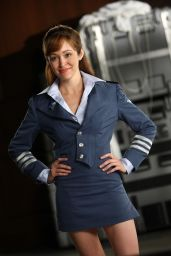 """Autumn Reeser – """"Command & Conquer: Red Alert 3"""" Promoshoot"""