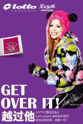 Avril Lavigne - Lotto China 2011