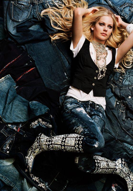 Avril Lavigne - Vanity Fair Photoshoot 2006