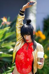 Bai Ling - Out in West Hollywood 07/09/2020