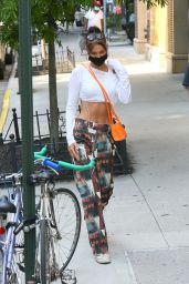 Bella Hadid in Street Outfit 07/02/2020