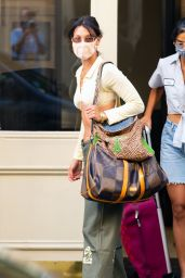 Bella Hadid - Out in NYC 07/25/2020