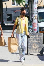 Bella Hadid - Shopping in Brooklyn 07/29/2020