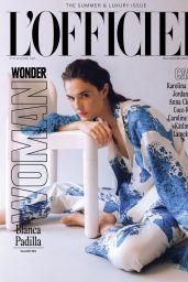 Blanca Padilla – L'Officiel Italy The Summer & Luxury Issue 2020