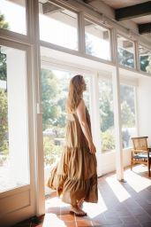 Bonnie Wright - Ozma Summer 2020 Collection
