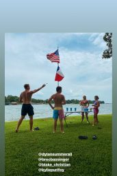 Brec Bassinger - Social Media Photos 07/07/2020