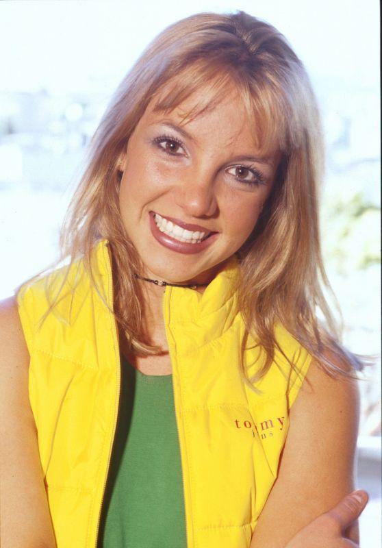 Britney Spears - RC Photoshoot 1999