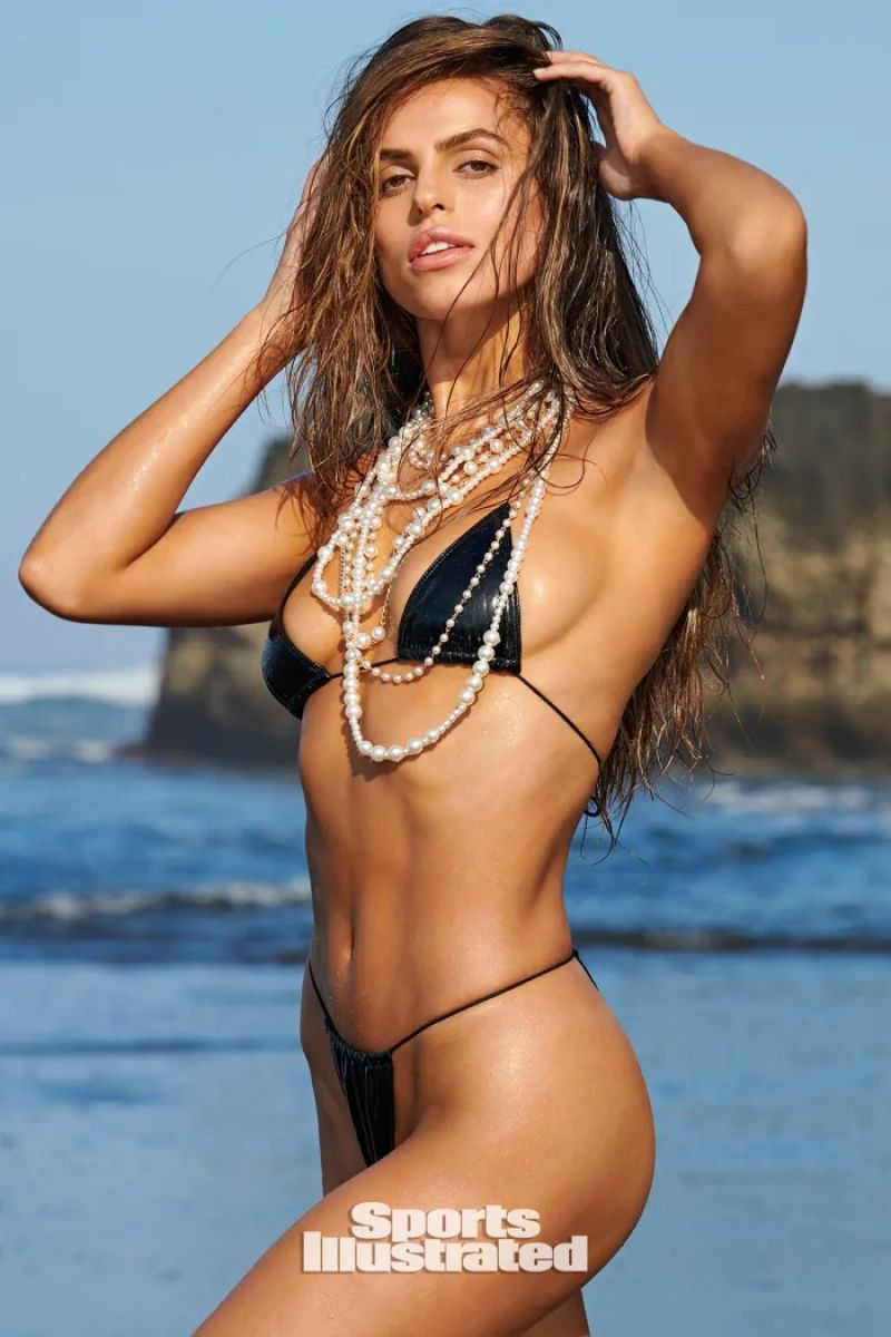 swimsuit illustrated sports brooks nader issue
