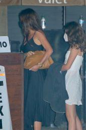 Camila Morrone at Nobu in Malibu 07/26/2020