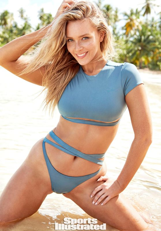 Camille Kostek - Sports Illustrated Swimsuit 2020 (more photos)