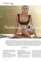 Candice Swanepoel - The Daily Front Row