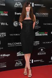 Carol Alt - Filming Italy Sardegna Festival 2020