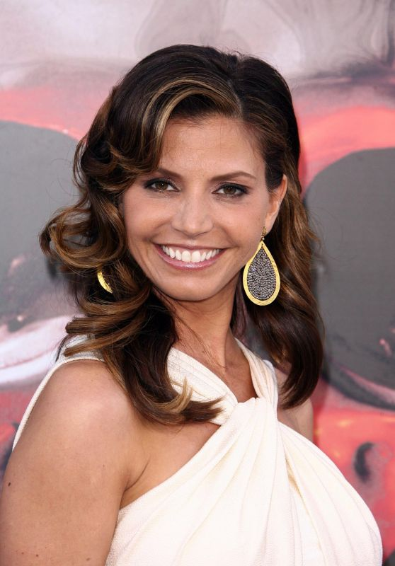 "Charisma Carpenter - ""The Expendables"" Premiere in Hollywood"