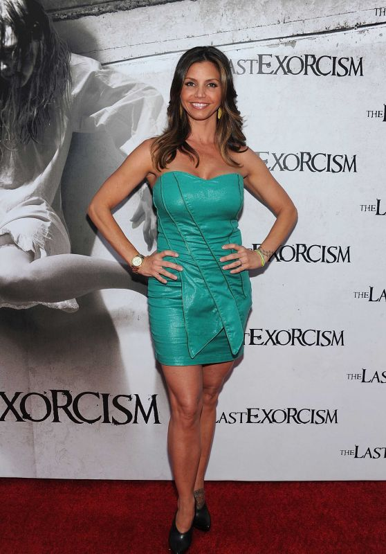 "Charisma Carpenter - ""The Last Exorcism"" Premiere in LA"