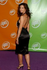 Charisma Carpenter - UPN 2005 Press Tour Party in LA