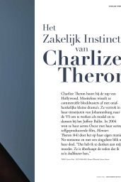 Charlize Theron - Gentlemens Watch July 2020 Issue
