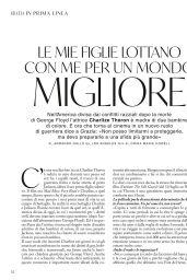 Charlize Theron - Grazia Magazine Italy 07/09/2020 Issue