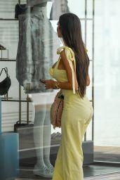 Chloe Khan in Puerto Banus in Marbella 07/24/2020