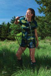Christy Turlington - InStyle Magazine US August 2020 Issue