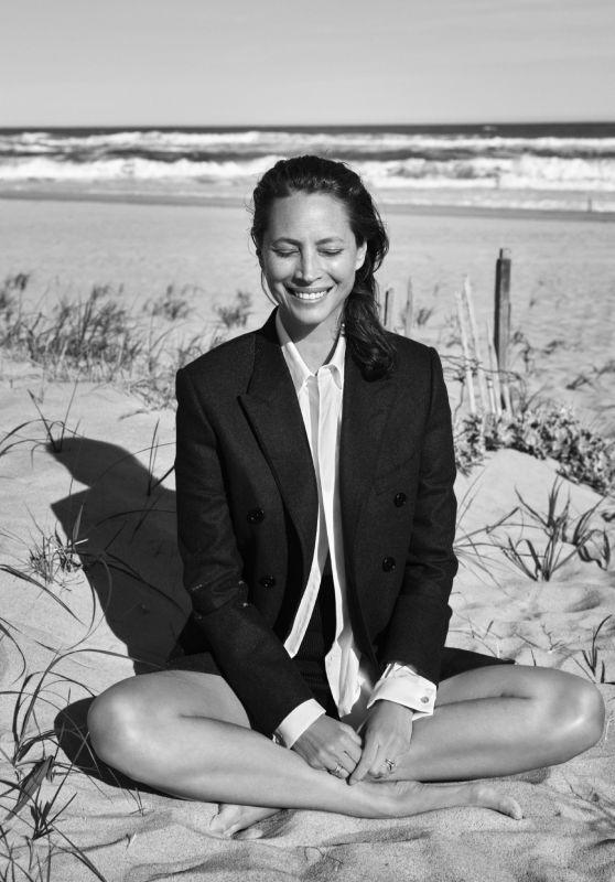 Christy Turlington - US Harper's Bazaar 2020 Summer Issue