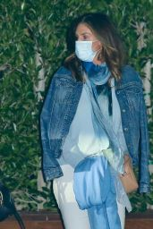 Cindy Crawford at SoHo House in LA 07/29/2020