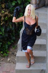 Courtney Stodden - Beverly Hills 07/07/2020